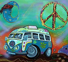 Hippie Trip by Laura Barbosa