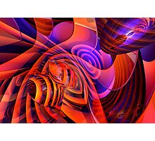 Amore Abstract Photographic Print