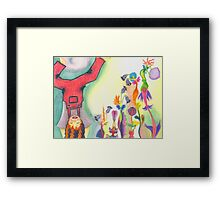 mary mary Framed Print