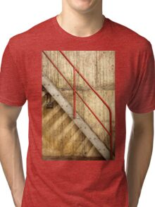 In this twilight Tri-blend T-Shirt