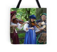 Renaissance Musicians Tote Bag