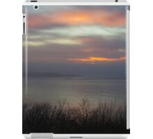 bay panorama iPad Case/Skin