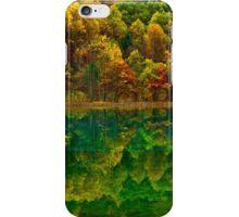 Autumn in Jiuzhaigou iPhone Case/Skin