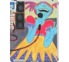karaoke iPad Case/Skin