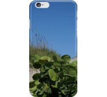 Climbing a dune... iPhone Case/Skin
