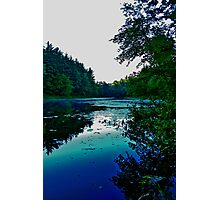 Holt Pond Photographic Print