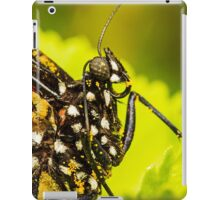 Monarch - Close Up iPad Case/Skin