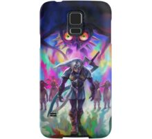 The Legend of Zelda Majora's Mask 3D Artwork #2 Samsung Galaxy Case/Skin