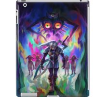 The Legend of Zelda Majora's Mask 3D Artwork #2 iPad Case/Skin