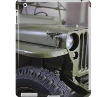 army jeep iPad Case/Skin