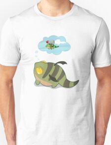Pudgy Dreamer Unisex T-Shirt