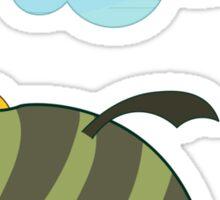 Pudgy Dreamer Sticker