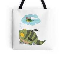 Pudgy Dreamer Tote Bag