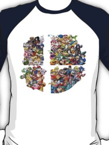 Super Smash Bros. 4 Ever T-Shirt