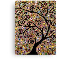 Abstract tree-11 Canvas Print