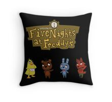 Five Night At Crossing's Throw Pillow