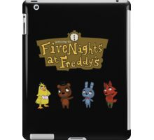 Five Night At Crossing's iPad Case/Skin