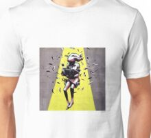 Lost in a negative space... Unisex T-Shirt