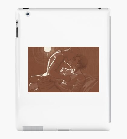 Evenings at 221b iPad Case/Skin