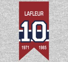 Guy Lafleur - retired jersey #10 Kids Clothes