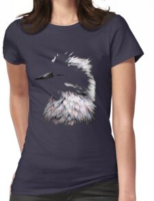 Plumage Womens Fitted T-Shirt