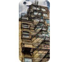 The long climb iPhone Case/Skin