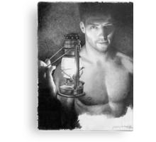 Lantern - the light keeper Metal Print