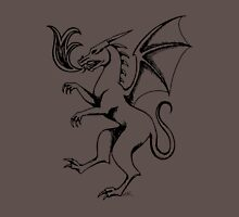 Heraldic Dragon Unisex T-Shirt