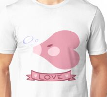 Swimmy Luvdisc Unisex T-Shirt