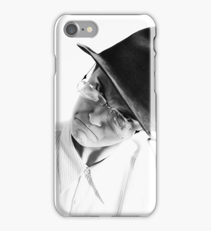 mean old man iPhone Case/Skin