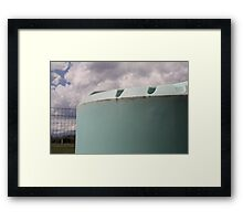 This is a...? *SOLVED* Framed Print