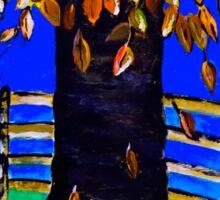 Fall Leaves Sticker