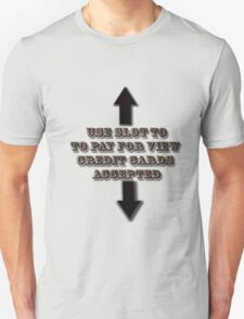 Pay for view T-Shirt