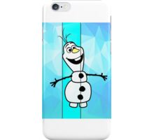 Olaf Blue iPhone Case/Skin
