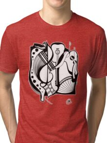 Abstract Moments Tri-blend T-Shirt