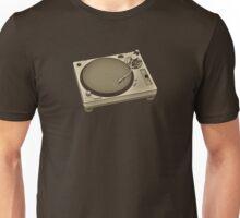 Turntable2 Unisex T-Shirt