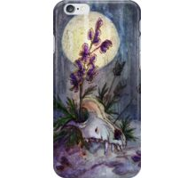 Wolfsbane iPhone Case/Skin