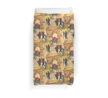washington square Duvet Cover