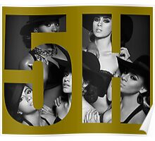 Fifth Harmony 5H Reflection Poster