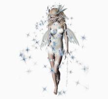 Slightly Fallen Angel  by BMcKeown