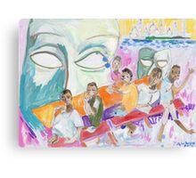 Hill Kingdom 2 Canvas Print