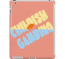 Childish Gambino Kauai iPad Case/Skin