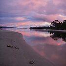 southport .tasmania by Donovan Wilson