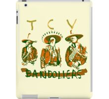 Them Crooked Vultures: Bandoliers iPad Case/Skin