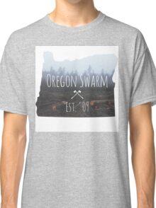 Oregon Bible Bee Swarm Classic T-Shirt