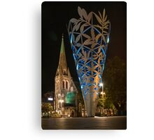 Chalice at the Cathedral Canvas Print
