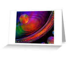 Outer Limits-Available As Art Prints-Mugs,Cases,Duvets,T Shirts,Stickers,etc Greeting Card