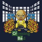 Crossing Bad by coinbox tees