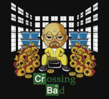 Crossing Bad Baby Tee