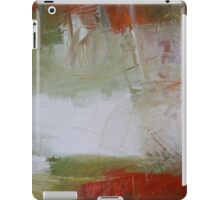 Prints from abstract painting  iPad Case/Skin